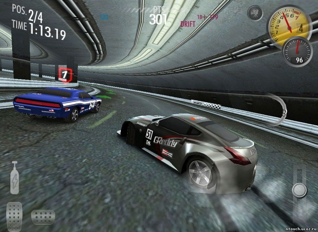 Need for Speed: NL Гонки - androidtop.net